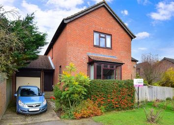 Thumbnail 3 bed detached house for sale in Willow Mead, East Grinstead, West Sussex