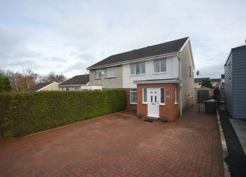 Thumbnail 3 bed semi-detached house for sale in Tay Court, East Kilbride, South Lanarkshire