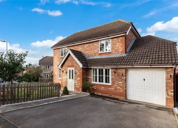 Thumbnail 4 bed detached house for sale in Darby Vale, Warfield, Bracknell, Berkshire