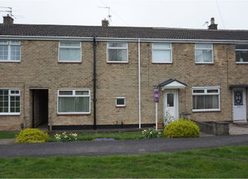 Thumbnail 3 bed terraced house for sale in Oaklands Avenue, Littleover