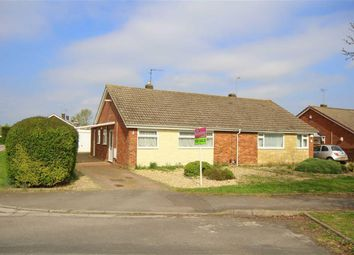 Thumbnail 2 bed semi-detached bungalow for sale in Robinsgreen, Swindon, Wiltshire