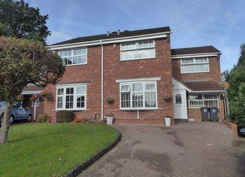Thumbnail 3 bedroom semi-detached house for sale in Over Brunton Close, Birmingham