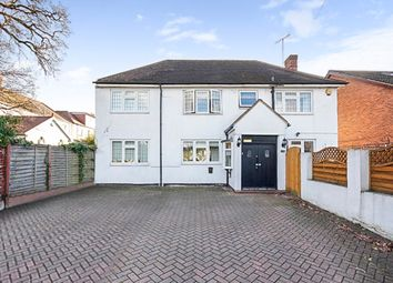 Thumbnail 4 bed detached house for sale in Vermont Close, Waverley Road, Enfield