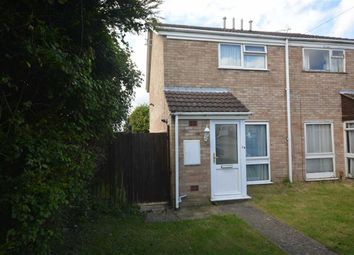 Thumbnail 2 bed end terrace house to rent in Guise Close, Quedgeley, Gloucester