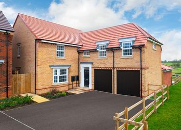 "Thumbnail 5 bed detached house for sale in ""Oulton"" at Carters Lane, Kiln Farm, Milton Keynes"