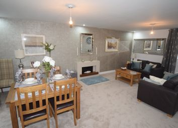 Thumbnail 3 bed flat for sale in Sherborne Avenue, Barrow-In-Furness