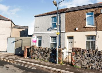 Thumbnail 2 bedroom end terrace house for sale in Clive Place, Roath, Cardiff