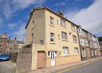 Thumbnail 3 bedroom flat to rent in Gerddi Gwalia, Portland Road, Aberystwyth