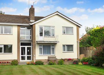 Thumbnail 2 bed flat for sale in Hazel Lodge, Cudlow Garden, Rustington