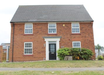 Thumbnail 4 bed detached house for sale in Webb Close, Sandbach
