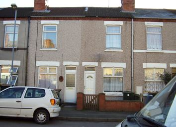 Thumbnail 2 bed terraced house for sale in Aldbourne Road, Radford, Coventry