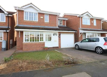 Thumbnail 4 bed detached house for sale in Sandringham Way, Market Deeping, Lincolnshire
