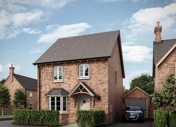 Thumbnail 3 bed link-detached house for sale in The Watermead, Off Dukes Meadow Drive, Banbury Oxfordshire