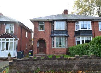 Thumbnail 3 bedroom semi-detached house for sale in Bristol Road South, Rednal, Birmingham