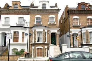 Thumbnail 1 bed flat for sale in Oberstein Road, Battersea
