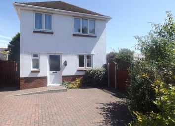 Thumbnail 3 bed detached house for sale in Hobbs Road, Parkstone, Poole