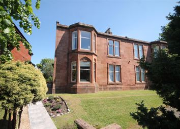 Thumbnail 3 bed flat for sale in Main Street, Uddingston, Glasgow