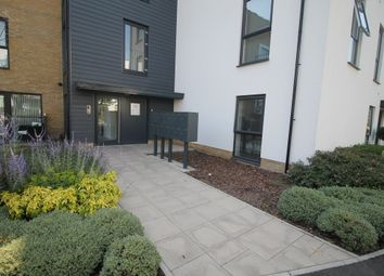 Thumbnail 1 bed flat to rent in 14 St Clements Avenue, Romford