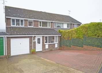 Thumbnail 4 bed semi-detached house for sale in Thorpe Gardens, Alton, Hampshire