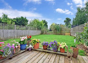 Thumbnail 3 bedroom end terrace house for sale in Orchard Avenue, Mitcham, Surrey