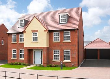 "Thumbnail 5 bedroom detached house for sale in ""Lichfield"" at Alton Way, Littleover, Derby"