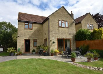Thumbnail 4 bed detached house for sale in Berkley Road, Frome, Somerset
