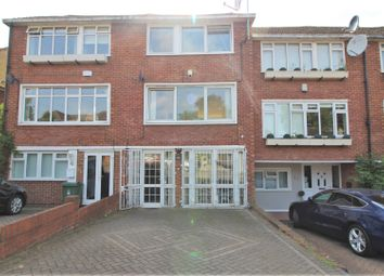 Thumbnail 4 bed town house for sale in Mount Echo Avenue, Chingford