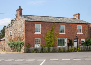Thumbnail 4 bed detached house for sale in Stocks Hill, Whissonsett, Dereham