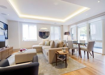 Thumbnail 2 bed flat for sale in Searle House, Regents Gate, Cecil Grove, St Johns Wood, London