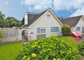 Thumbnail 3 bed detached bungalow for sale in Heywood Close, Torquay