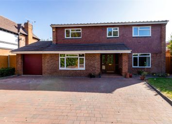 Thumbnail 5 bed detached house for sale in Gorse Ride North, Finchampstead, Wokingham, Berkshire