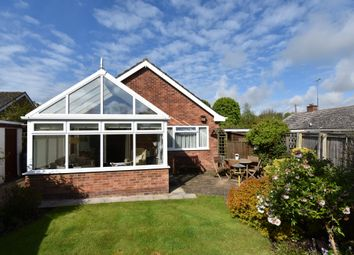 Thumbnail 3 bedroom detached bungalow for sale in Swan Meadow, Pewsey