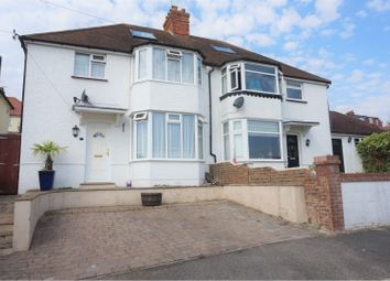 3 bed semi-detached house for sale in Crunden Road, Eastbourne BN20