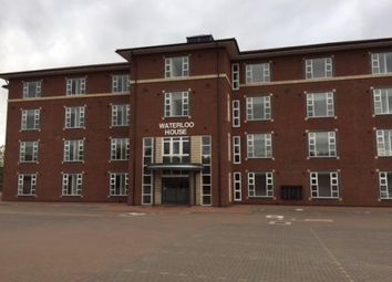 Thumbnail 1 bed flat to rent in Waterloo House, Thornaby Place, Thornaby