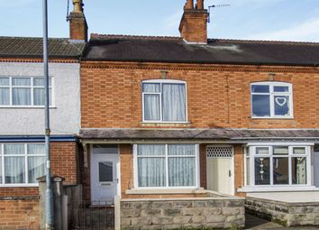 Thumbnail 2 bed terraced house for sale in Linkfield Road, Mountsorrel, Loughborough