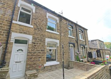 Thumbnail 2 bed terraced house to rent in New North Road, Slaithwaite, Huddersfield