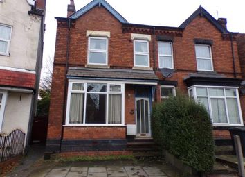 2 bed semi-detached house for sale in Anderson Road, Birmingham, West Midlands B23