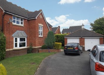 Thumbnail 4 bedroom detached house for sale in Mayfield, Wilnecote, Tamworth, Staffordshire