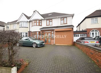 Thumbnail 5 bed semi-detached house for sale in Walsall Road, West Bromwich, West Midlands