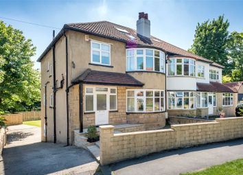 Thumbnail 5 bed semi-detached house to rent in Fitzroy Drive, Roundhay, Leeds, West Yorkshire
