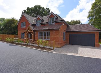 Thumbnail 5 bed detached house for sale in The Great Oaks, Tongham, Surrey