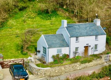 Thumbnail 2 bed detached house for sale in Llanengan, Abersoch