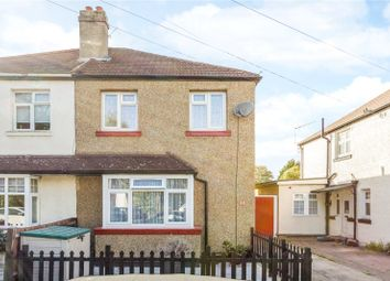 Thumbnail 3 bedroom semi-detached house for sale in Lenelby Road, Surbiton