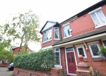 Thumbnail 5 bedroom terraced house to rent in Darlington Road, West Didsbury, Manchester, Greater Manchester