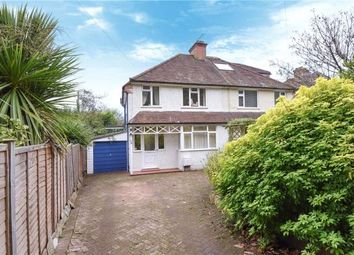 Thumbnail 3 bed semi-detached house for sale in Station Road, Sunningdale, Berkshire