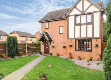 Thumbnail 3 bedroom detached house for sale in Ryeburn Way, Wellingborough