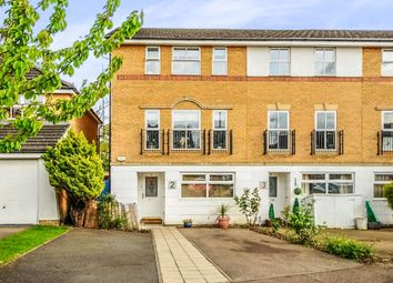 Thumbnail 5 bed town house for sale in Cheddar Close, London