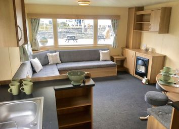 Thumbnail 3 bed mobile/park home for sale in Hafan Y Mor, Pwllheli