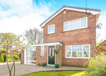 Thumbnail 4 bed detached house for sale in Siskin Road, Offerton, Stockport