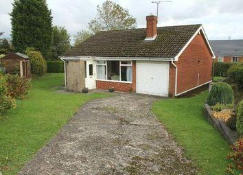Thumbnail 3 bed bungalow for sale in Heathfield Gardens, Tibshelf, Alfreton